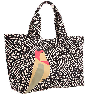 Marc by Marc Jacobs Bird Tote Rufous Hummingbird Marc by Marc Jacobs Bird Tote Rufus Hummingbird