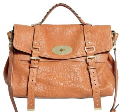 Mulberry Oversized Alexa Mulberry Alexa