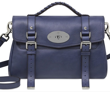 mulberry alexa blue Mulberry Alexa