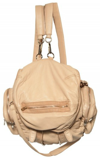 Alexander Wang Marti Marti Washed Lambskin Backpack
