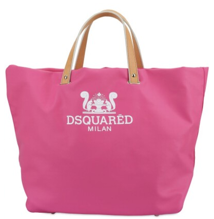 DSquared Small waterproof canvas tote DSquared Small waterproof canvas tote
