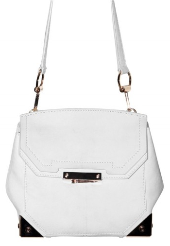 Alexander Wang Nubuk Marion Flap Shoulder bag Marion mini Shoulder bag