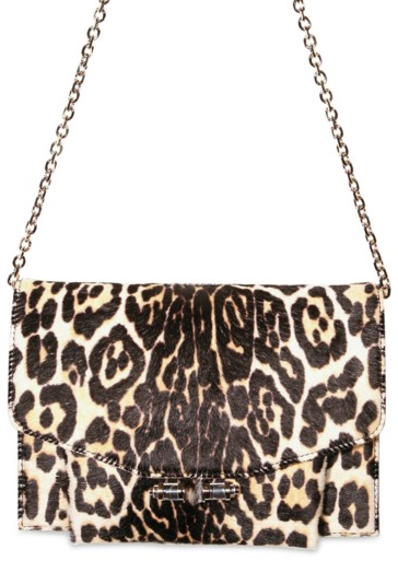Givenchy Pony Leopard Shoulder Bag Givenchy Pony Leopard Shoulder Bag