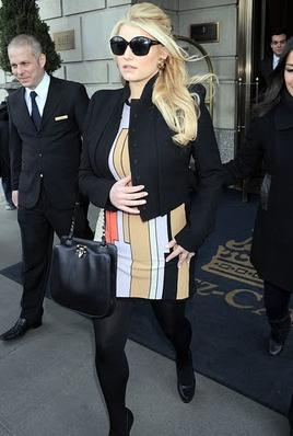 Jessica Simpson Valentino Rock Stud shoulder bag Valentino Rock Stud bag