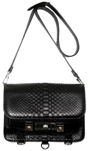 Proenza Schouler PS11 Shiny Python PS11 Shiny Python Shoulder bag