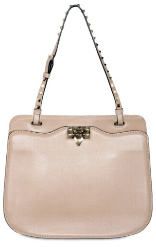 Valentino Rocket Nappa Shoulder Bag Valentino Rock Stud bag
