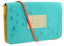 Vivienne Westwood Color Block Clutch Vivienne Westwood Color Block Clutch