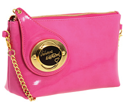 Vivienne Westwood Vernice III CX Small Bag with Chain Vivienne Westwood Vernice III CX Small Bag with Chain