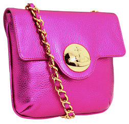Vivienne Westwood pink Serpentine Small Chain bag Vivienne Westwood pink Serpentine Small Chain bag