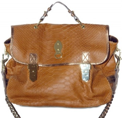mulberry oversized tilly Mulberry Tillie Snake Satchel