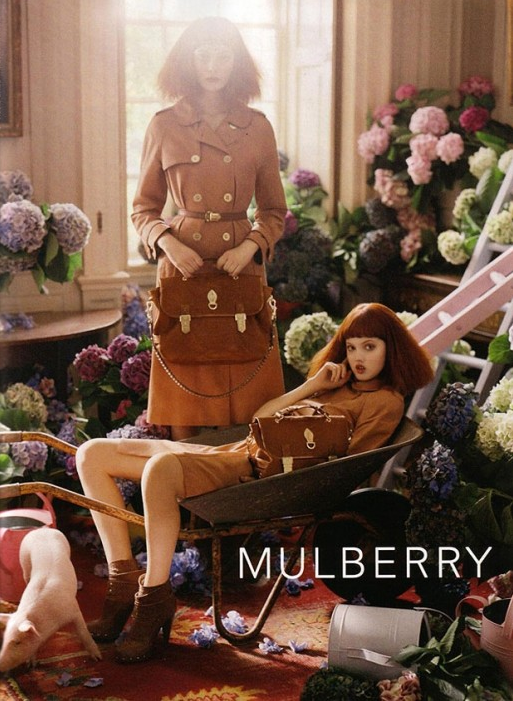 mulberry tillie Mulberry Tillie Snake Satchel