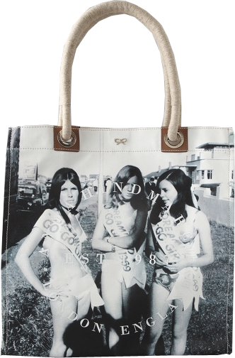 Anya Hindmarch Beauty Contest tote Anya Hindmarch Beauty Contest tote