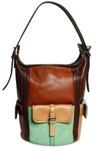 chloe gabby bag Chloe Calfskin Patchwork Gabby Shoulder Bag
