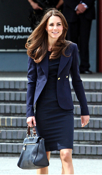 Kate Middleton Mulberry Polly Push Lock Mulberry Polly Push Lock