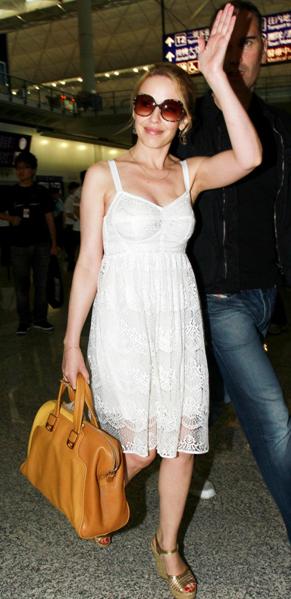 Kylie Minogue fendi chameleon Fendi Chameleon