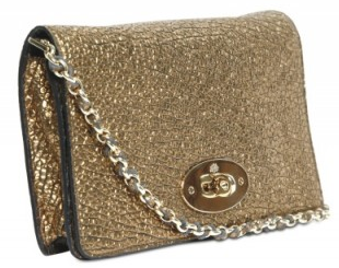 Mulberry Bayswater Maxi Grain Metal Bag Mulberry Bayswater Maxi Grain Metal Shoulder Bag