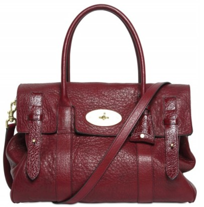 Mulberry Heritage Satchel High Pebbled bag bordeaux Mulberry Heritage Satchel High Pebbled bag