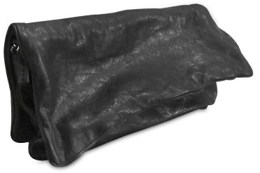 A brand apart Twisted Calfskin Clutch A brand Apart Twisted Calfskin Clutch