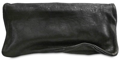 A brand apart Twisted Clutch2 A brand Apart Twisted Calfskin Clutch