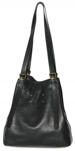 Maison Martin margiela smooth calfskin shopping bag Maison Martin Margiela shopping shoulder bag