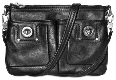 Marc by Marc Jacobs Percy Turnlock Shoulder Bag Marc by Marc Jacobs Percy Turnlock