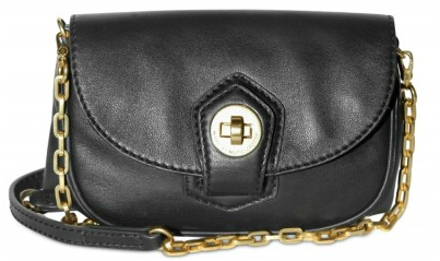Marc by Marc Jacobs WOS Round House of MMJ Calf Shoulder Bag Marc by Marc Jacobs WOS Round