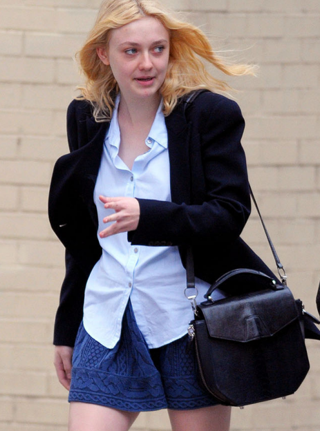 Alexander Wang Devere dakota fanning Alexander Wang Devere
