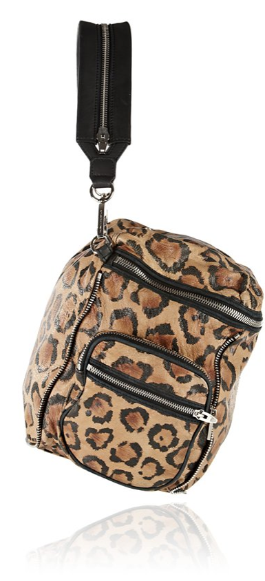 Alexander wang leopard jane bag Alexander Wang Jane