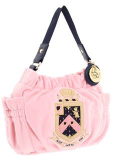Juicy Couture Kids Juicy Loves you Demi bag Juicy Couture Kids Juicy Loves you Demi bag