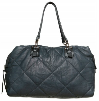 Lanvin Quilted Bowling Tote Lanvin Quilted Bowling Tote
