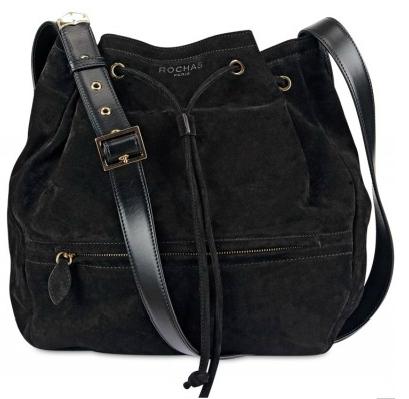 Rochas Calf suede shoulder bag Rochas Calf suede shoulder bag