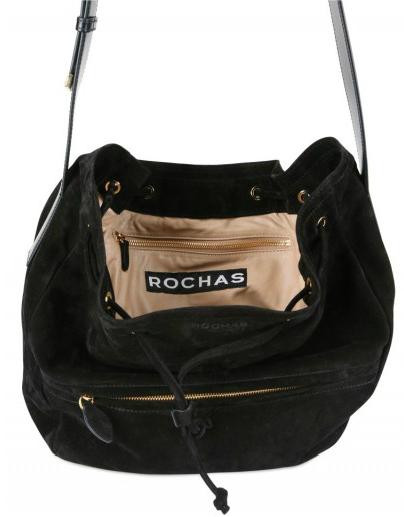 Rochas Calf suede shoulder bags Rochas Calf suede shoulder bag