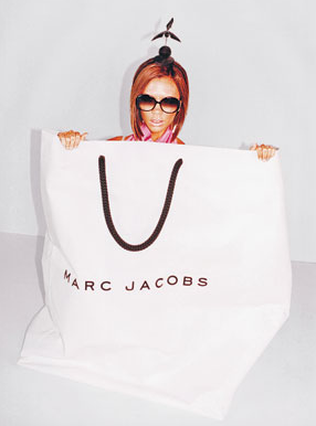 marc jacobs victoria Get the Swinging 60s style with this summer white tasseled Marc Jacobs Victoria bag